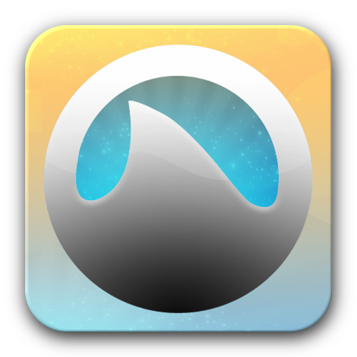 grooveshark-blue-icon